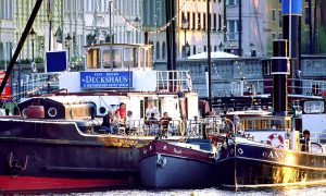 Deckshaus Hafenrestaurant